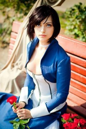 BioShock Infinite Cosplayer Anna Moleva