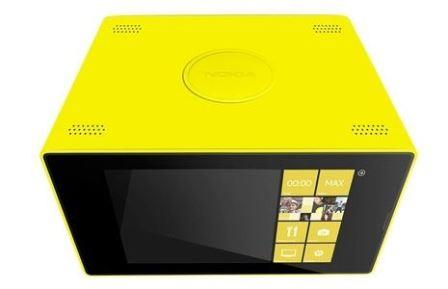 Nokia First Microwave Oven