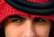 Omar Borkan Al Gala Too Sexy for Saudi 1