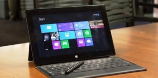 Microsoft Surface Released In Korea