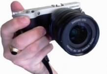 Samsung New Mirrorless Camera