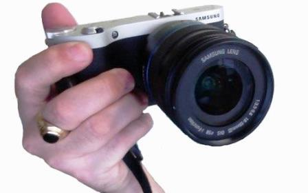 Samsung New Mirrorless Camera