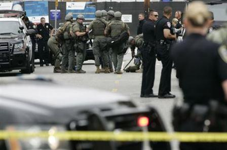 Santa Monica College Shooting