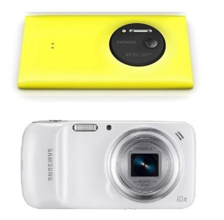 Lumia 1020 Vs Galaxy S4
