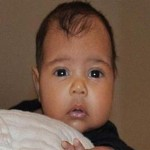 North West: Baby of Kim And Kanye West