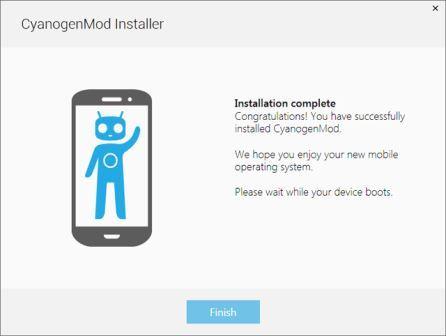 CyanogenMod installer 2