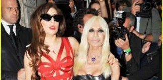 Lady Gaga Love Song For Donatella Versace