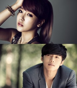 Oh Jong Hyuk And T-Ara Soyeon