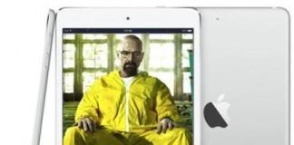 Bryan Cranston new iPad Air