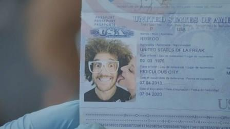 LMFAO Redfoo And Miley Cyrus MTV Promotional Video