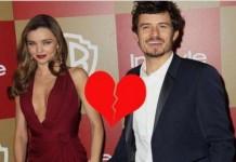 Orlando Bloom and Miranda Kerr Separated