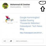 How to Embed Google+ Posting on Blog
