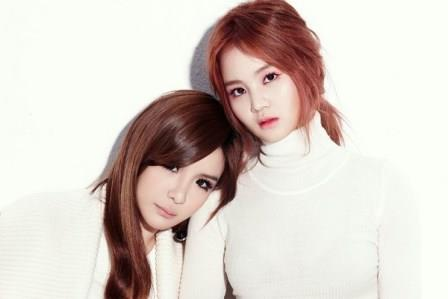 Bom and Lee Hi
