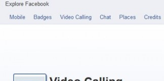facebook videocalling