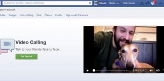 facebook-videocalling
