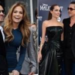 "Jennifer Lopez and Marc Anthony: ""Latin ver Brad Pitt and Angelina Jolie"""