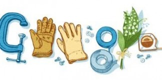 google doodle labor day