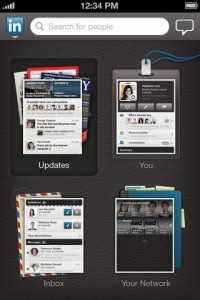 LinkedIn Launches Application for iPhone