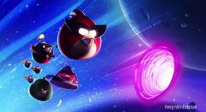 Angry Birds Space Record Breaking 50 Million Download