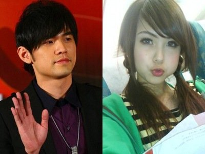 Jay Chou Pays SG $25k for Girlfriend Hannah Quinlivan
