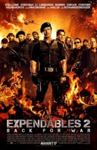 The Expendables 2 Release Date 17 Aug 2012