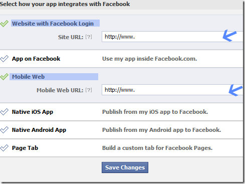 Facebook recommendations bar2
