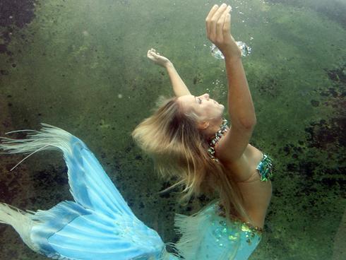 Mermaid The Body Found