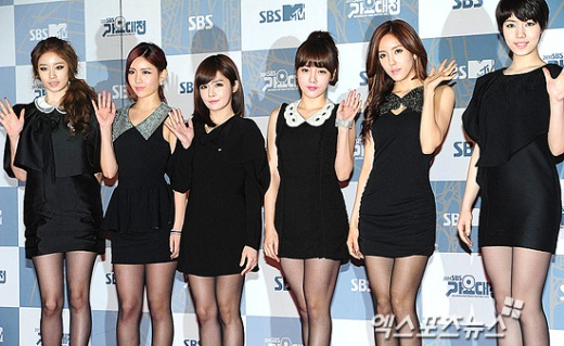 T-ara Remains With Eight Members