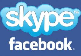 connect skype with facebook