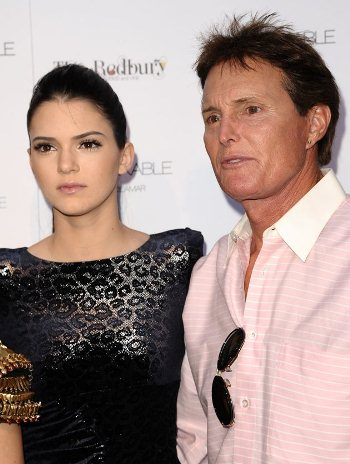 BRUCE AND KENDALL JENNER