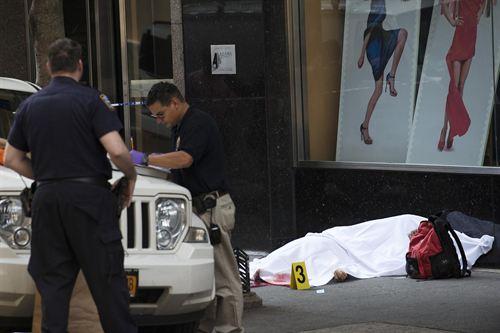 Empire State Building Shooting Designer KIlled Co-worker