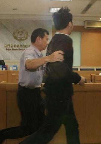 Justin Lee Li Zongrui Taiwan Finally Surrendered