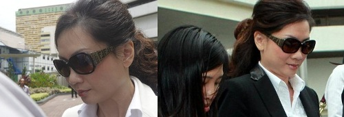 Cecilia Sue Siew Nang Appeared in Court Today