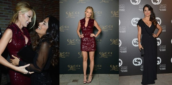 Salma Hayek And Blake Lively illuminate Venice Film Festival