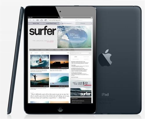 Apple New iPad Mini