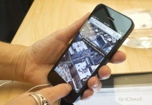 Apple iPhone 5 Users Track Feature