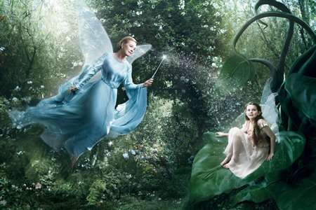 Julia Andrews Annie-Leibovitz-s-Disney-Dream-Portrait