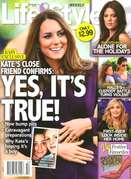 Kate Middleton is Pregnant Said Close Friend of Kate