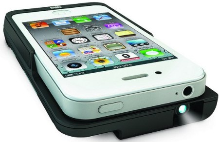 LED Projector for iPhone