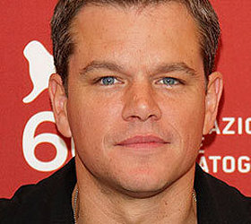 Matt Damon is put under the command of George Clooney in 'The Monuments Men'