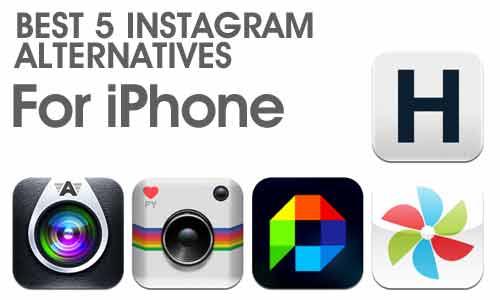 Alternative to Instagram