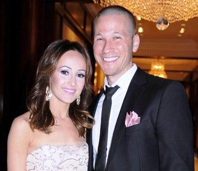 Beautiful Couple J.P. Rosenbaummarried with Ashley Hebert