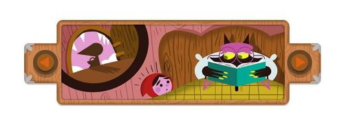 Brothers Grimm Honored With Google Doodle3