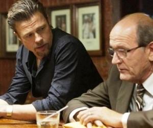 As 'Breaking Dawn' Fever : Brad Pitt Cannot Quit Twilight Saga