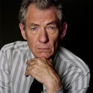 Sir Ian McKellen: 'Gandalf Magneto crush'