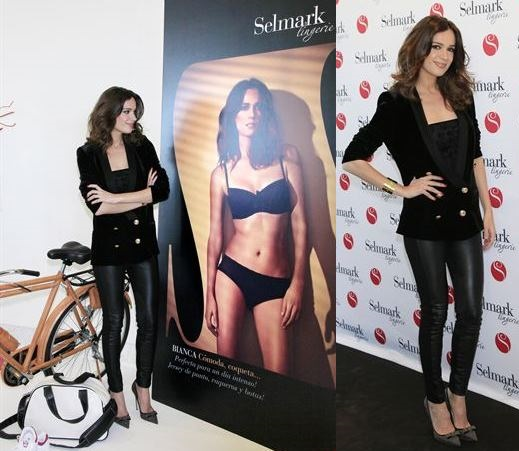 Miss Spain Mar Saura