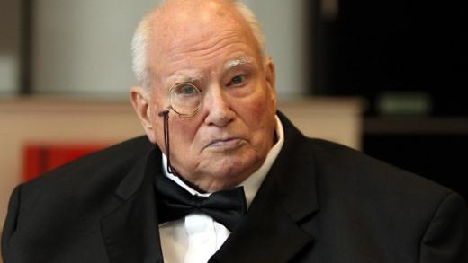 Sir Patrick Moore Died at Age 89