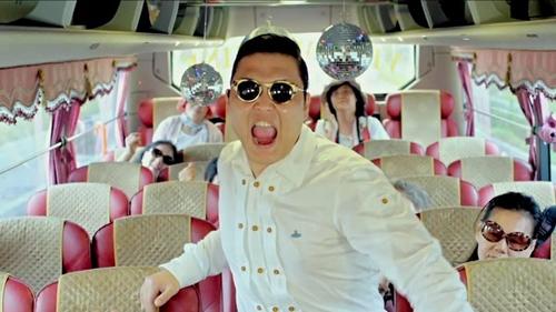 Top Five Most Kpop Artists in 2012