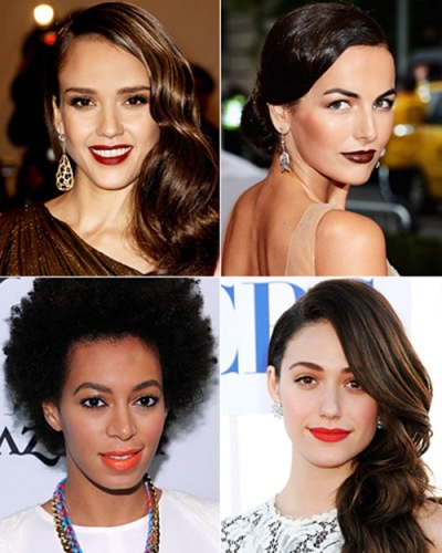 Jessica Alba Camilla Belle Solange Knowles And Emmy Rossu