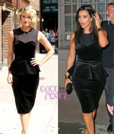 Kim Kardashian Copycat is Queen Steal Xtyle2